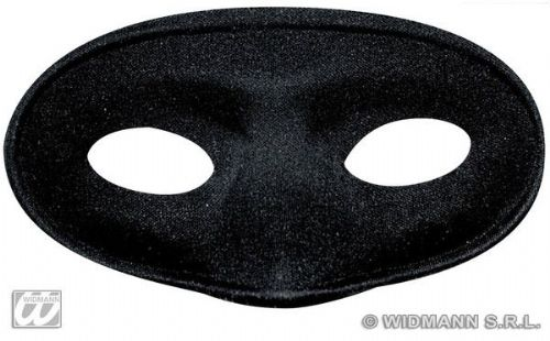 Eyemask Black Eye-Mask Masquerade Ball Mask Fancy Dress
